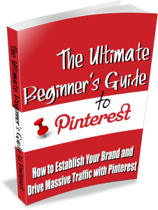 Pinterest Beginners Guide Ebook